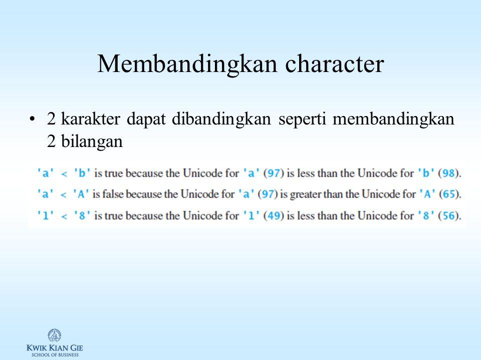 Latihan cast Tulislah source code berikut ini dan lihat hasilnya int i = '2' + '3'; // (int)'2' is 50 and (int)'3' is 51 System.out.println(