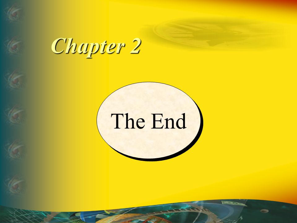The End Chapter 2