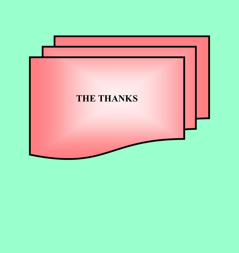 THE THANKS