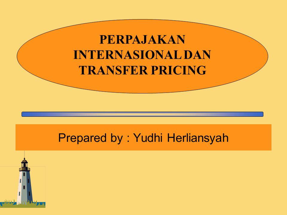Yudhi Herliansyah 7-22 Integrated system pada system ini pajak yang telah dibayarkan dapat dianggap sebagai pajak personal (pjk deviden).
