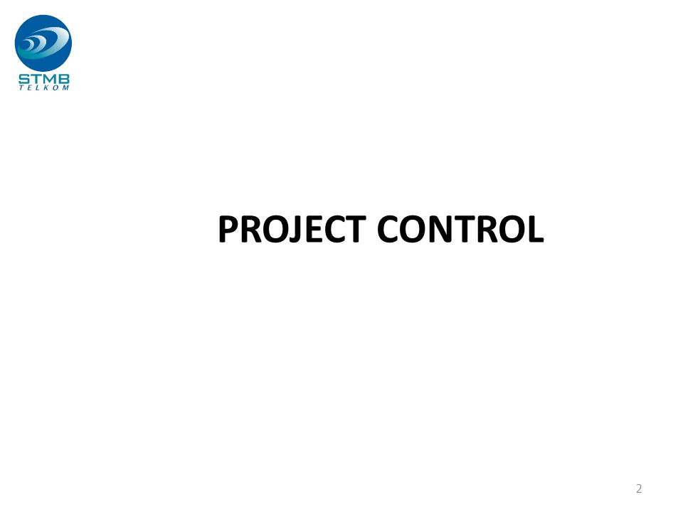 PROJECT CONTROL 2