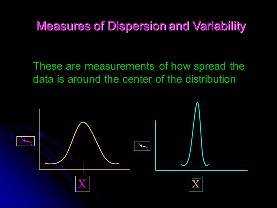 ƒ Kurtosis refers to how flat or peaked a curve is (sometimes referred to as peakedness or tailedness) The normal curve is known as mesokurtic ƒ A more peaked curve is known as leptokurtic A flatter curve is known as platykurtic