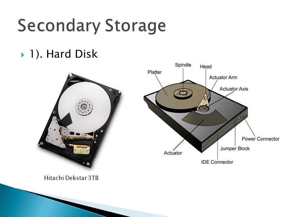  4).Universal Media Disk (UMD)  5).