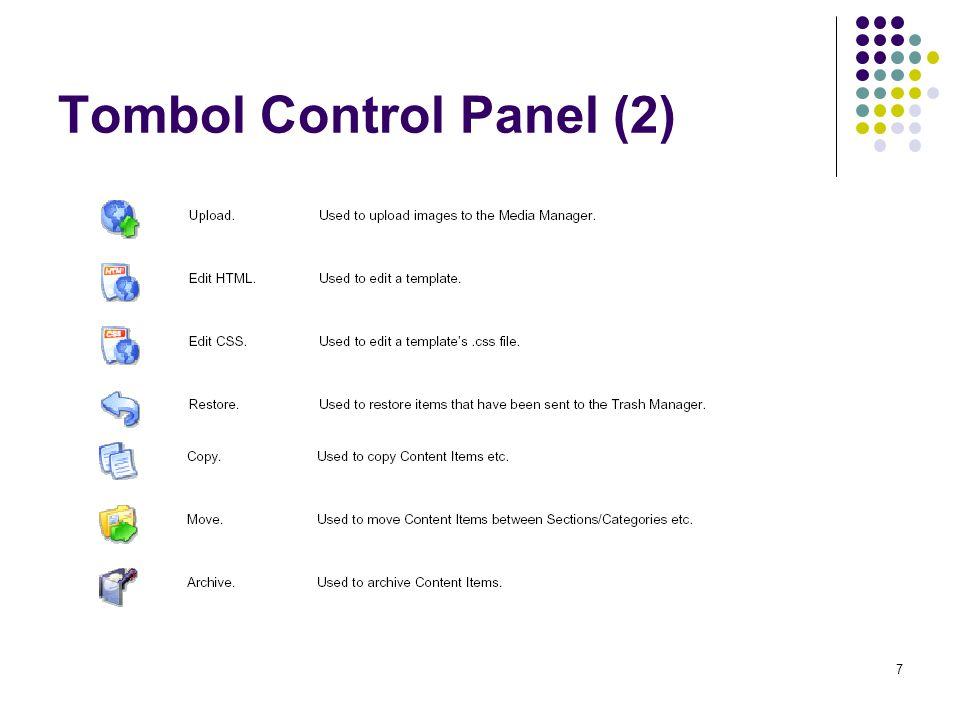 7 Tombol Control Panel (2)