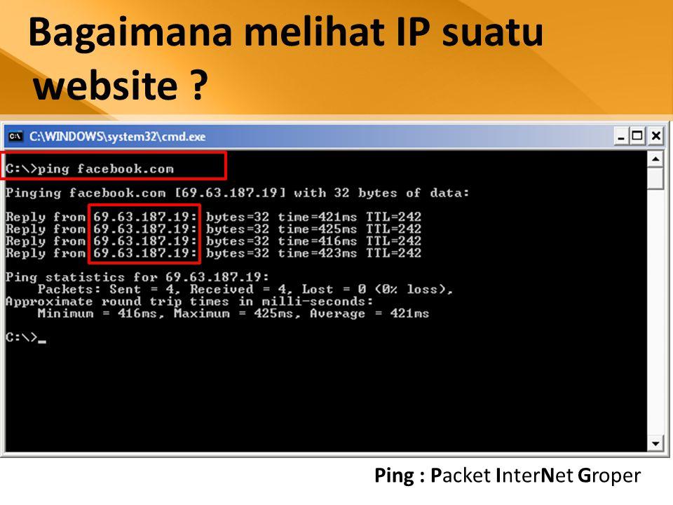 Instalasi Webserver