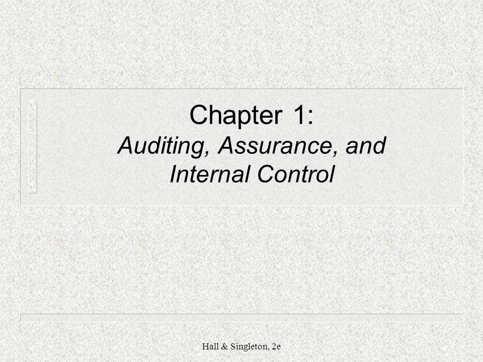 EXTERNAL AUDITS  External auditing: tujuan utamanya pada materialitas dan kewajaran laporan keuangan  disebut juga financial audit.