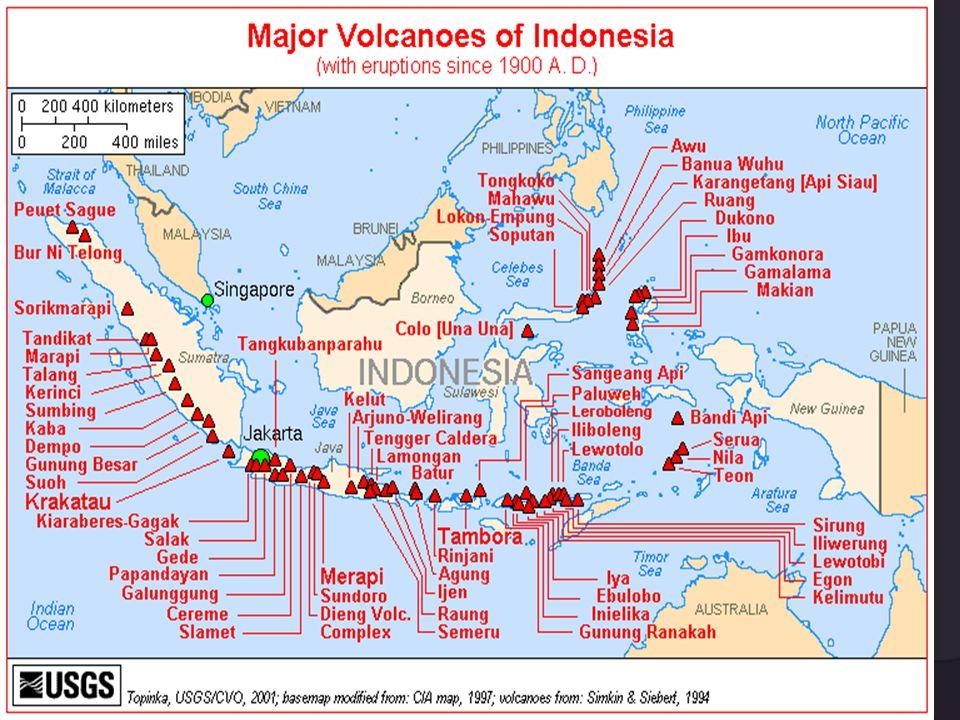 2. Sumber air panas (term) letaknya di Cipanas (Jawa Barat), Baturaden (JawaTengah), dan Cangar (Jawa Timur). 3. Sumber air mineral (makdani), misalny