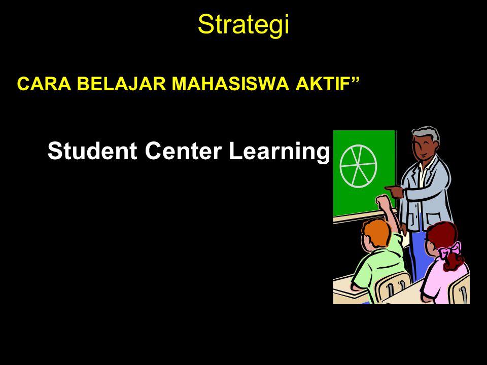 4 Peran Mahasiswa ¥Semua kegiatan belajar harus dilakukan oleh mahasiswa sendiri; ¥Mahasiswa harus belajar bagaimana belajar secara mandiri; ¥Belajar mandiri merupakan bentuk tanggung jawab mahasiswa.