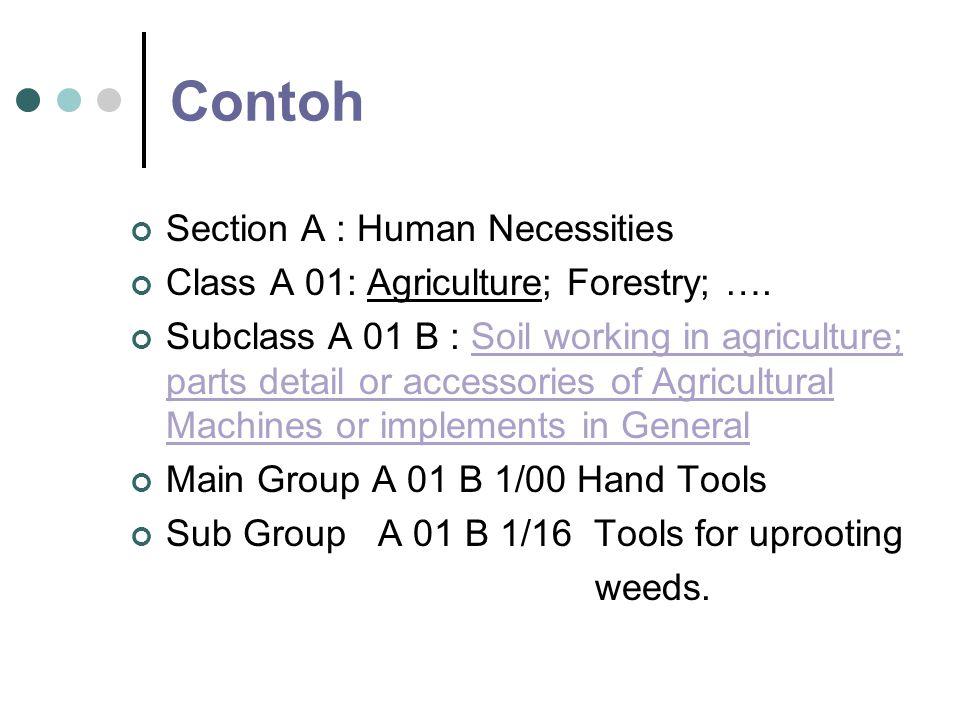 """GROUP Diletakkan setelah sub class Tiap sub class di bagi kedalam sub bagian yg mengacu kepada """"group"""" bisa main group atau subgroup Main Group disimb"""
