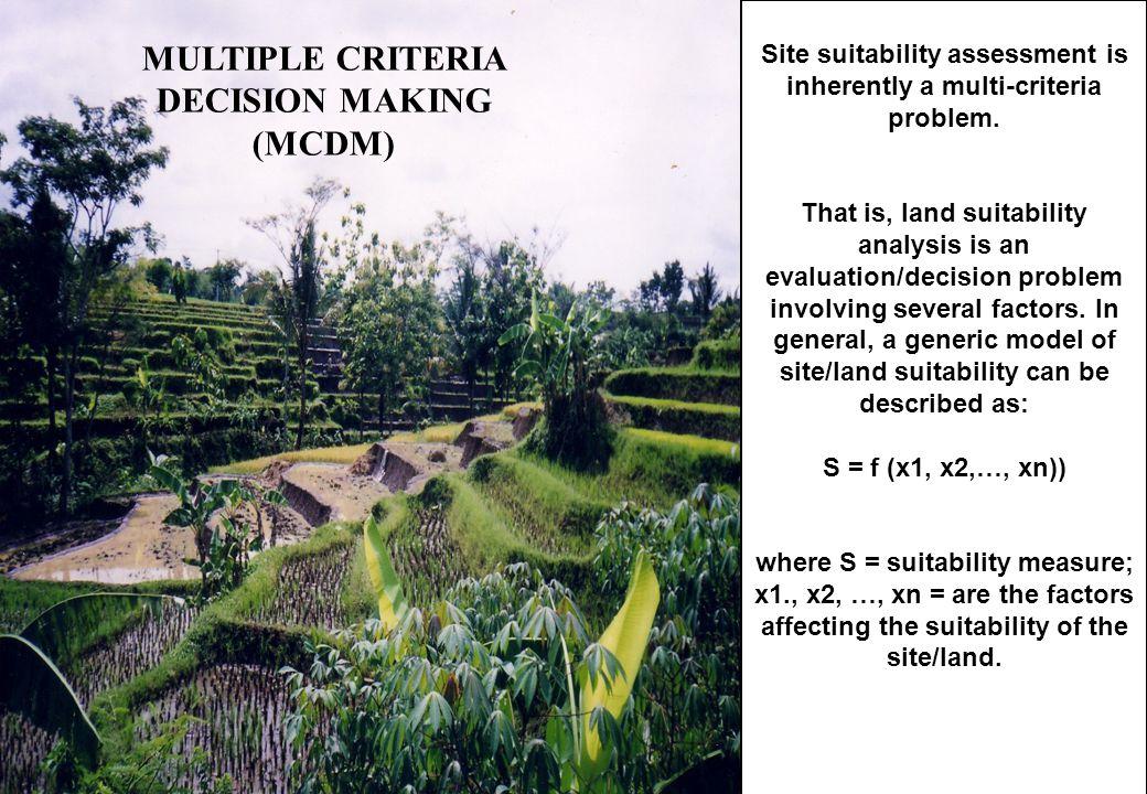 LGP : Sensitivity Analysis Kelemahan LGP: memerlukan banyak informasi dari Decision Maker, a.l.