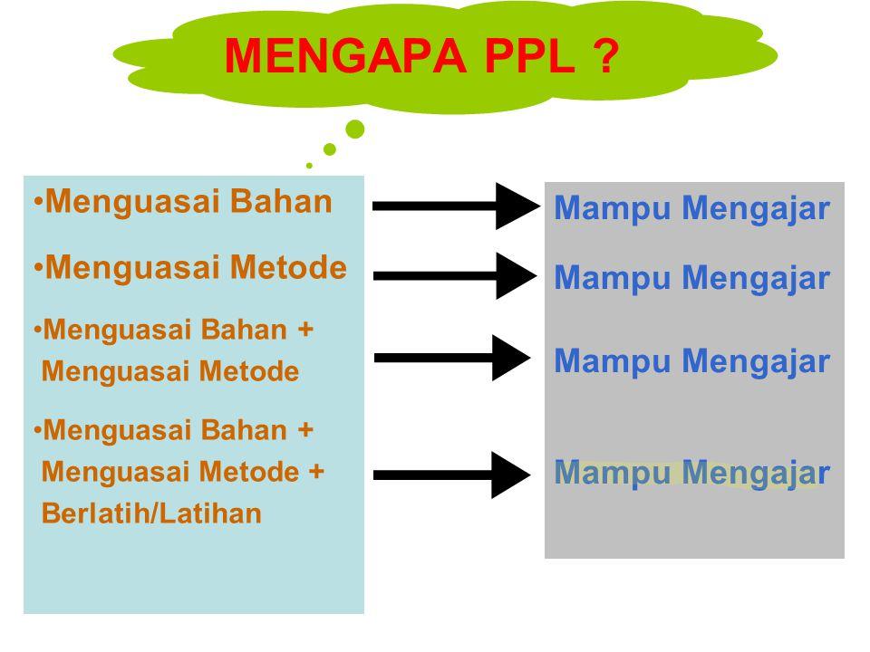 MENGAPA PPL .