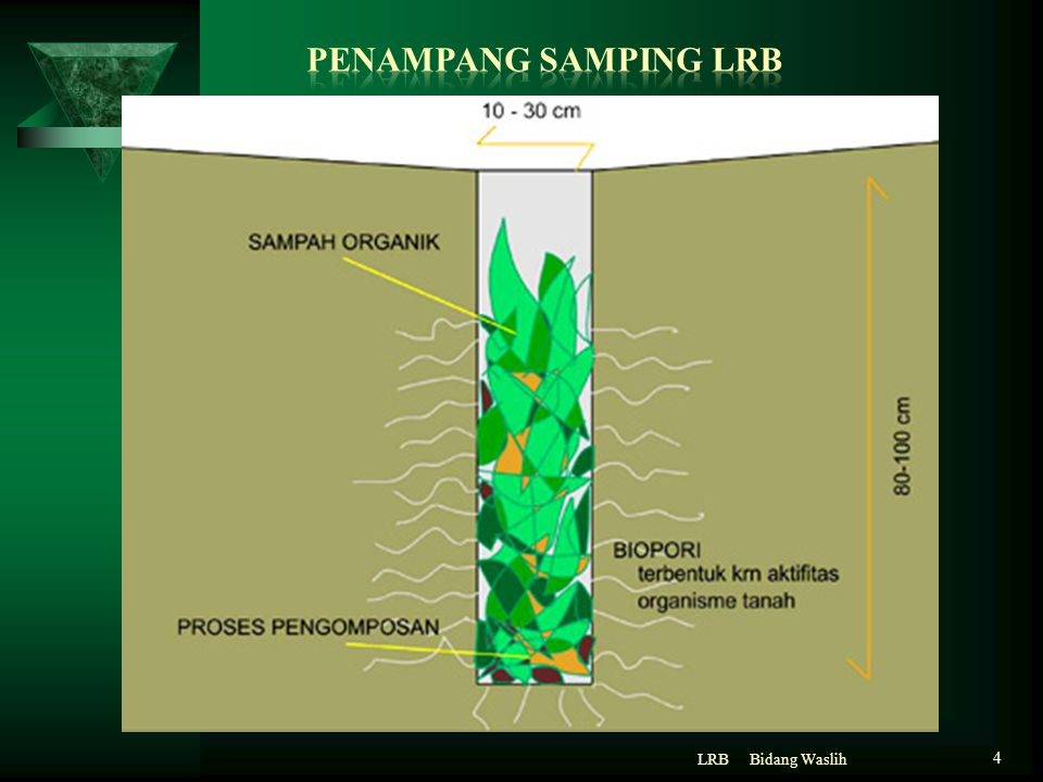 15 LRB Selalu diisi Sampah Organik