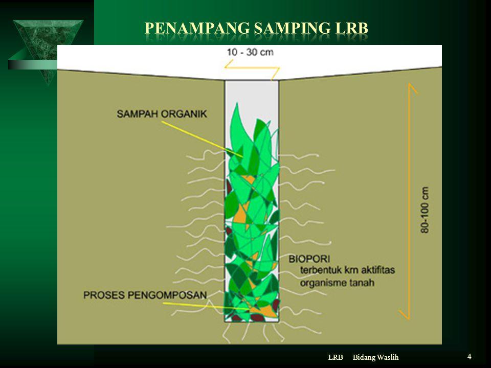 Bidang WaslihLRB 5 LRB ditemukan oleh Dr KAMIR RAZIUDIN BRATA seorang peneliti dan dosen ilmu tanah dan sumber daya lahan di IPB