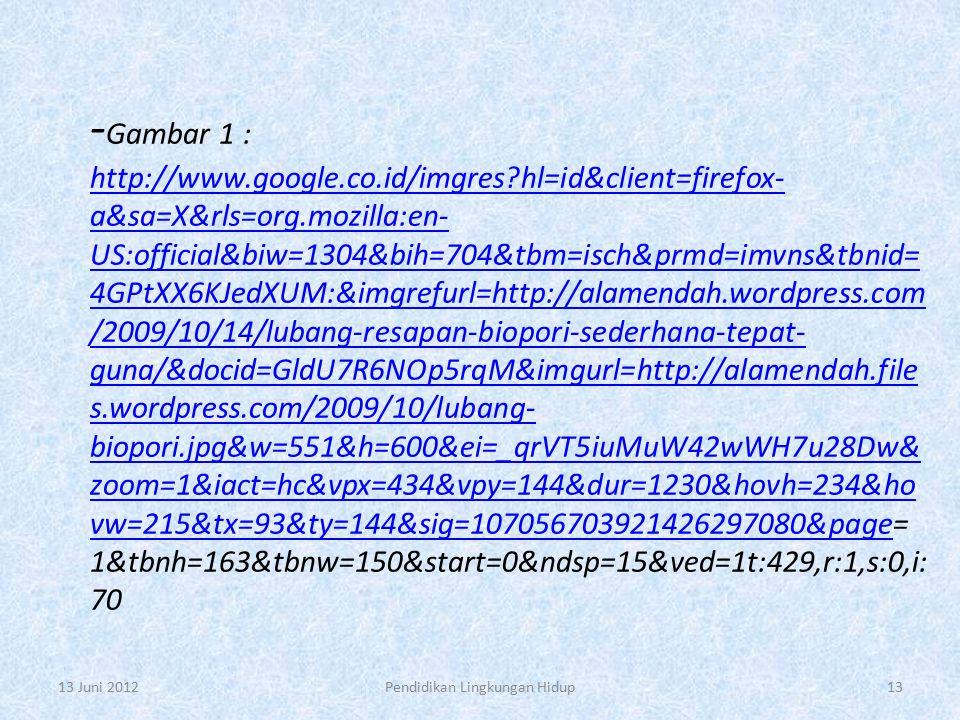 - Gambar 1 : http://www.google.co.id/imgres?hl=id&client=firefox- a&sa=X&rls=org.mozilla:en- US:official&biw=1304&bih=704&tbm=isch&prmd=imvns&tbnid= 4