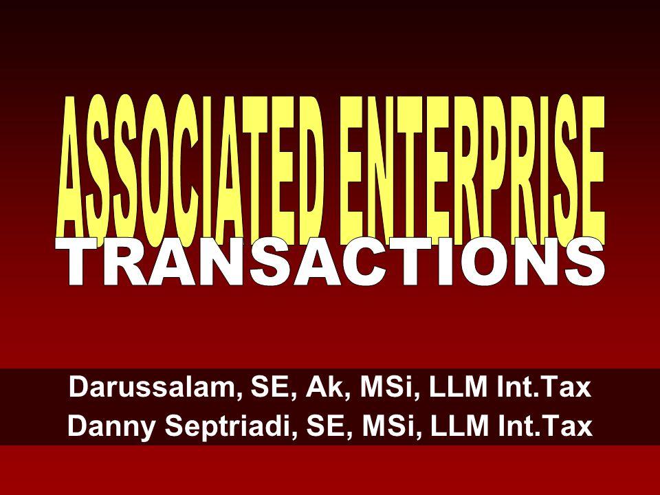 Associated Enterprises (Art.