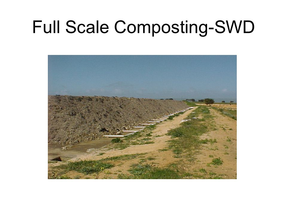 Full Scale Composting-SWD