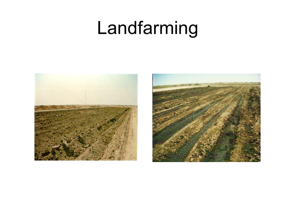 Landfarming