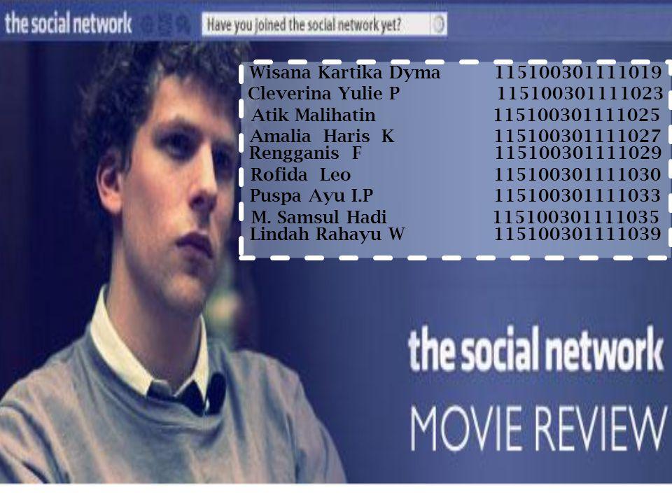 Analisis Marketing Mix pada Film Social Network