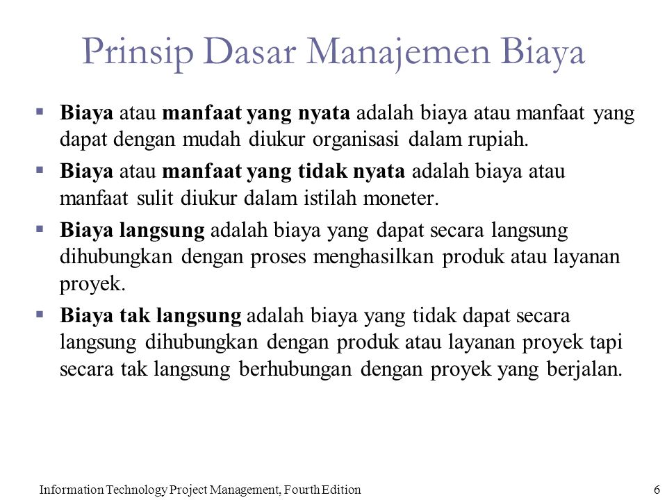 17Information Technology Project Management, Fourth Edition