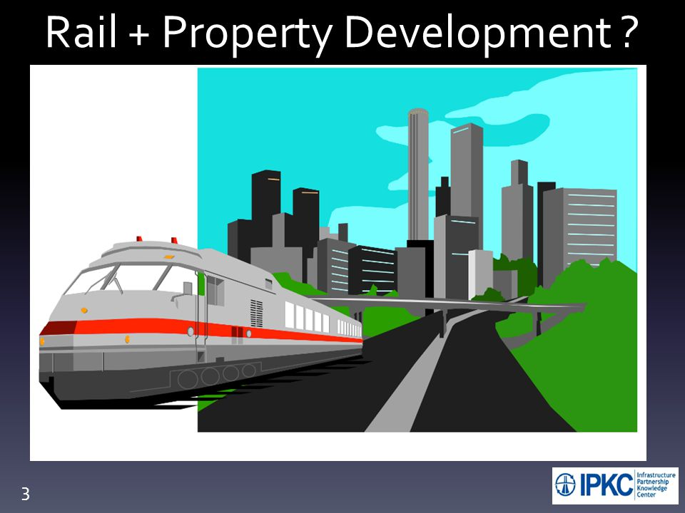Rail + Property Development 3
