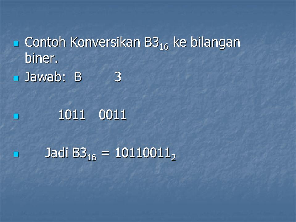 Tugas Konversikan Bilangan di Bawah ini Konversikan Bilangan di Bawah ini 89 10 = …… 16 89 10 = …… 16 367 8 = …… 2 367 8 = …… 2 11010 2 = …… 10 11010 2 = …… 10 7FD 16 = …… 8 7FD 16 = …… 8 29A 16 = …… 10 29A 16 = …… 10 110111 2 = …….