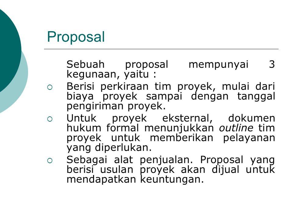 Pedoman Umum Penyusunan Proposal Teknis:  Penampilan menarik (perhatikan: cover, struktur isi buku, font, gambar berwarna).