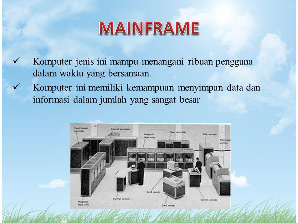 Digunakan untuk menampilkan informasi hasil olahan komputer, seperti monitor, printer, dan speaker.