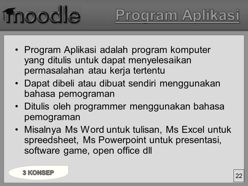 21 Bahasa pemograman adalah program komputer yang berguna untuk membuat program lain, program yang dibuat bisa berupa program aplikasi, sistem operasi