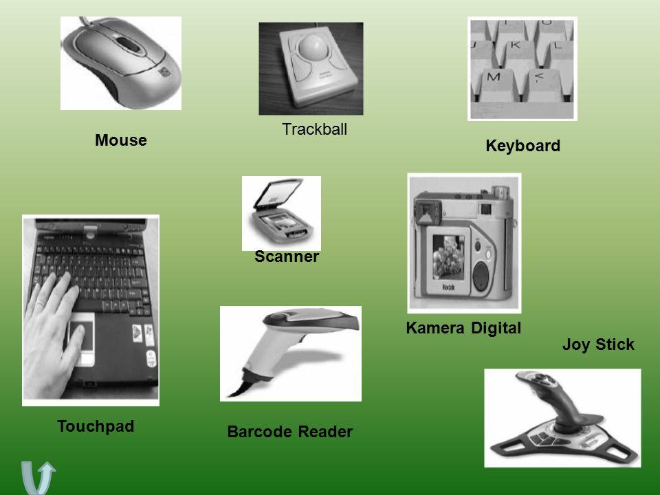 Mouse Trackball Keyboard Touchpad Scanner Kamera Digital Barcode Reader Joy Stick