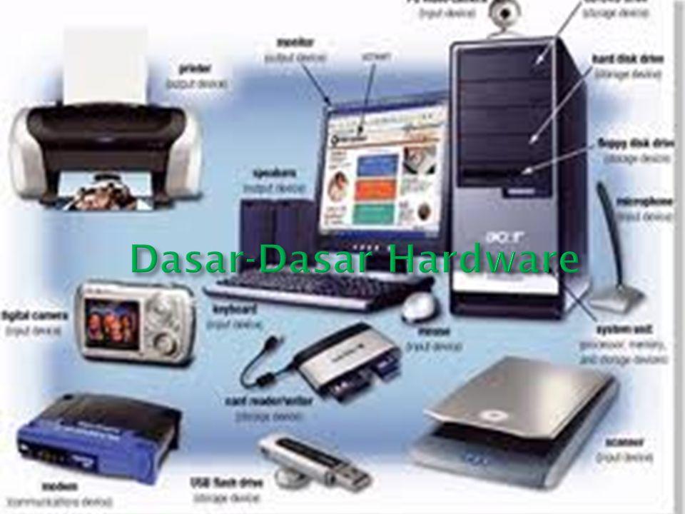 Sistem komputer adalah suatu jaringan elektronik yang terdiri dari perangkat lunak dan perangkat keras yang melakukan tugas tertentu (menerima input, memproses input, menyimpan perintah- perintah, dan menyediakan output dalam bentuk informasi).