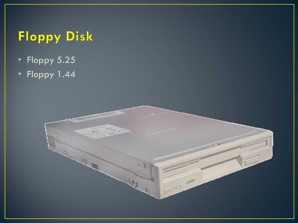 Floppy 5.25 Floppy 1.44