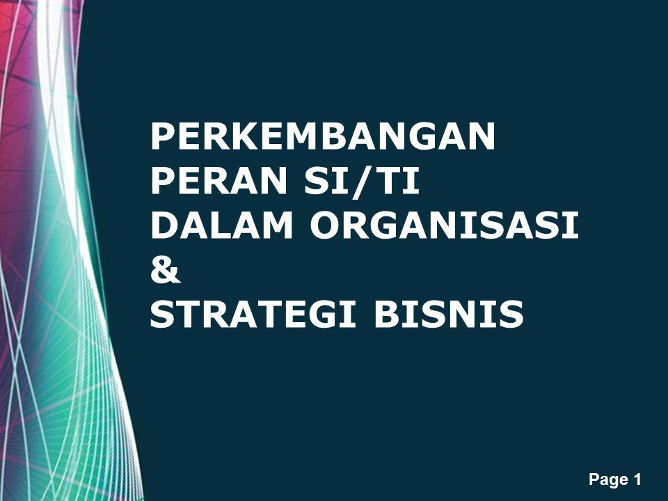 Free Powerpoint Templates Page 12 Contoh Keterkaitan Strategi Bisnis, Strategi SI, dan Strategi TI Membuka akses ke potensial pelanggan di seluruh Indonesia Mengembangkan aplikasi berbasis Web Menggunakan teknologi informasi berbasis sistem terbuka agar bisa di view oleh berbagai platform