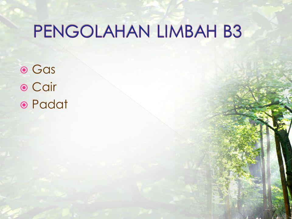  Gas  Cair  Padat