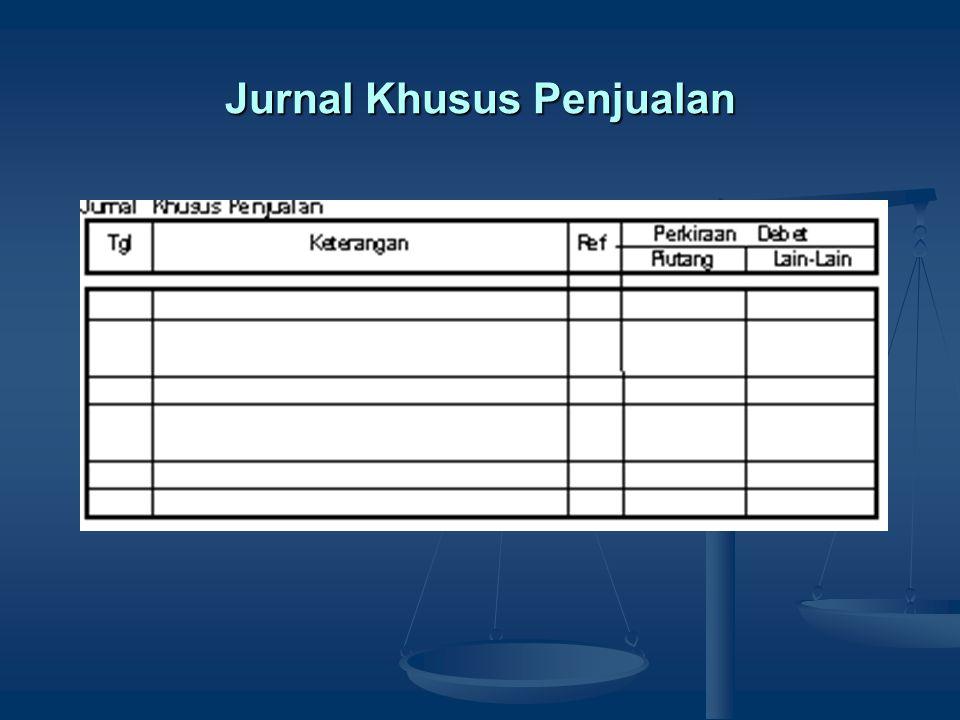 Jurnal Khusus Penerimaan Kas Jurnal Khusus Penerimaan Kas yaitu buku jurnal yang digunakan untuk mencatat aktivitas penerimaan kas dari berbagai sumber penerimaan perusahaan.