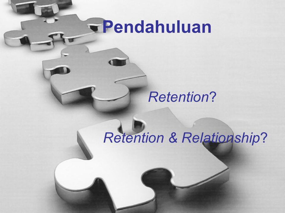 Konsep Relationship Management (atau Relationship Marketing).
