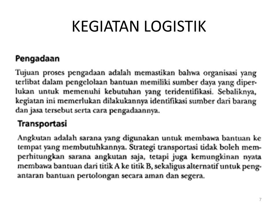 KEGIATAN LOGISTIK 7