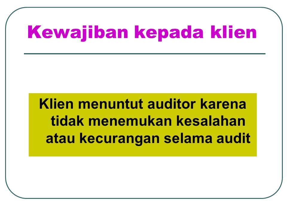 4 Sumber kewajiban hukum Kewajiban thd phk ke-3 (Third party) Kewajiban thd pihak ke-3 berdasarkan hukum keamanan (Federal securities laws) Kewajiban