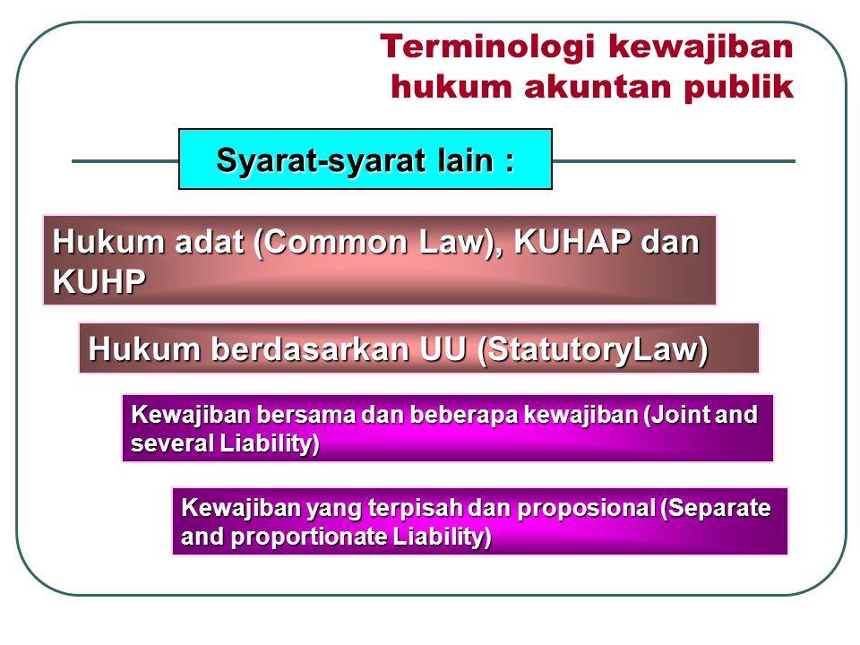 Hukum kontrak (contract law): Pelanggaran kontrak (Breach of Contract) – kegagalan KAP menyampaikan SPT klien pada tanggal yang telah ditetapkan dalam
