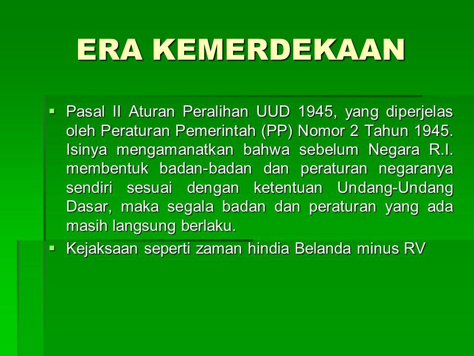 ORGANISASI PROFESI  PERSATUAN JAKSA INDONESIA (PJI)  INTERNATIONAL ASSOCIATION OF PROSECUTOR (IAP)  KELUARGA BESAR PURNA ADHYAKSA (KBPA)  INTERNATIONAL ASSOCIATION OF ANTI CORRUPTION AUTHORITIES (IAACA)