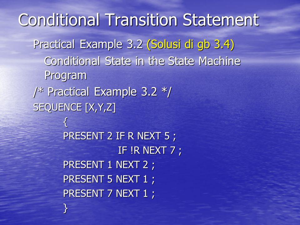 Practical Exercise 3-2 Lihat gambar 3-21.Counter ini belum glitch-free.