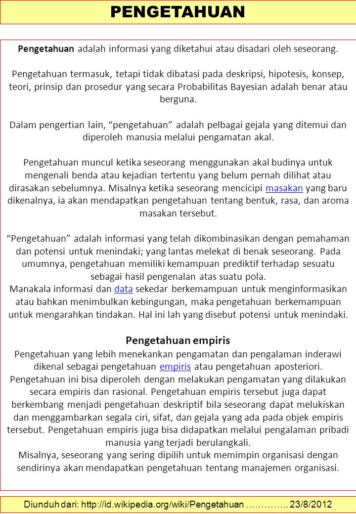 TRANSFORMASI DATA ORDINAL MENJADI INTERVAL Diunduh dari: myunanto.staff.gunadarma.ac.id/.../Transformasi+Data+Ordinal+Men...