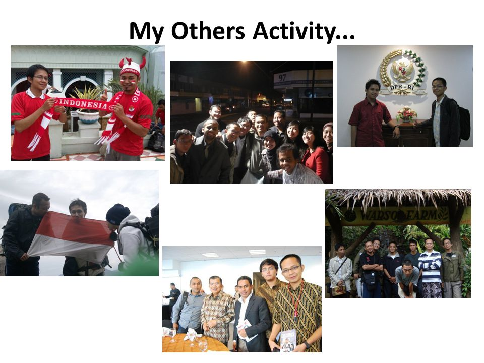 My Others Activity...