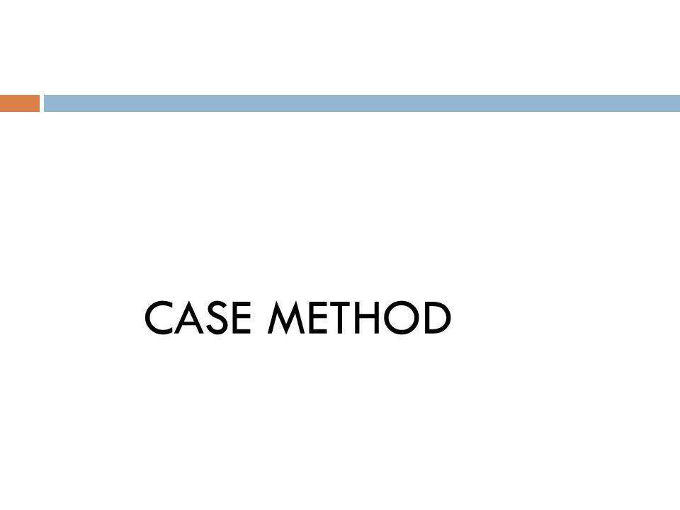 CASE METHOD – TOTAL CARE  Berpusat pada client/pasien Perawat bertanggung jawab untuk melakukan asuhan secara komprehensif terhadap satu atau sekelompok pasien pada shift dinas tertentu   secara konsisten pasien dilayani oleh Perawat yang sama dalam satu periode / shift dinas  Dibutuhkan level kompetensi yang tinggi dari pelaksana asuhan