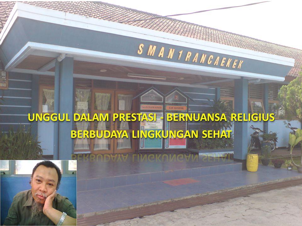 SEJARAH SINGKAT A.SMAN 1 Rancaekek berdiri tahun 1983 sebagai filial dari SMAN 1 Cicalengka, B.Tahun 1986 resmi SMA Negeri 1 Rancaekek berdiri sendiri dan menempati lokasi di desa Linggar kecamatan Rancaekek.