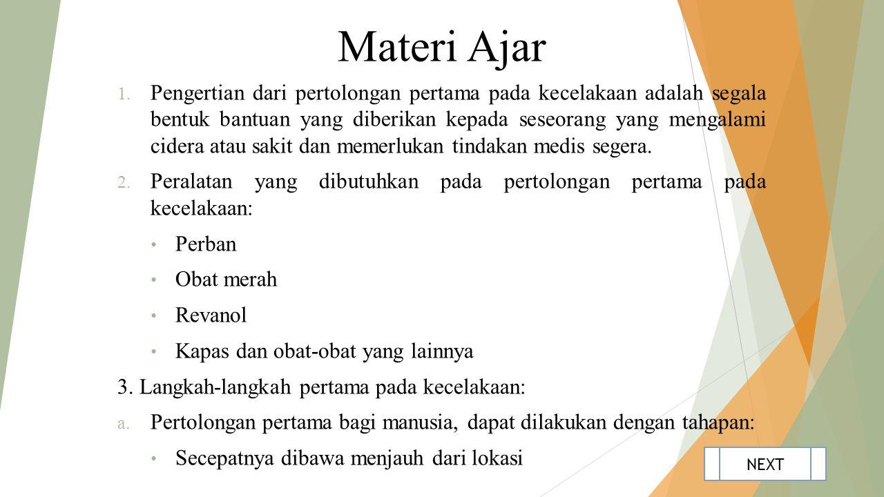 Materi Ajar 1.