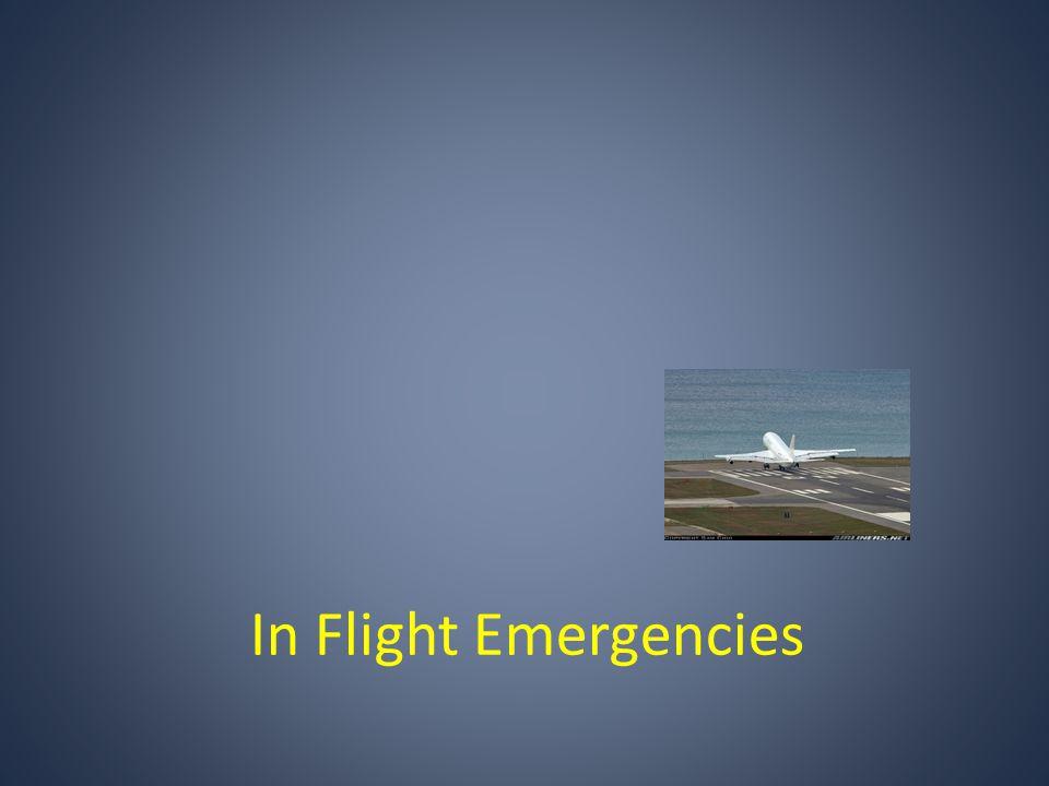 Mendarat darurat atau kemungkinan Mendarat Darurat (Forced Or Precautionary Landing).