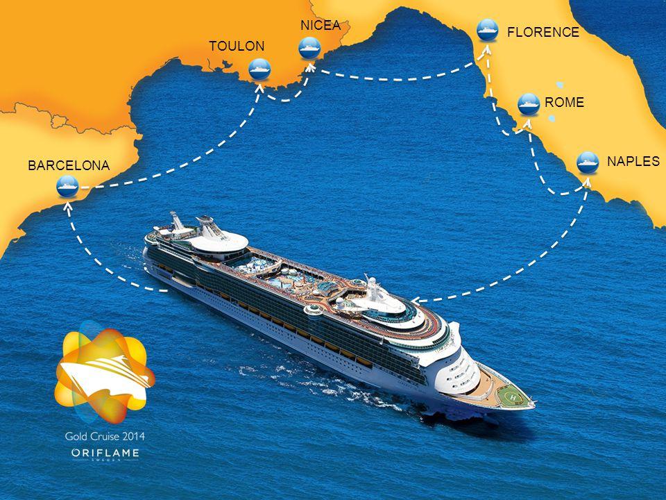 Bulan Terakhir Kualifikasi Gold Cruise Oriflame 2014!!!