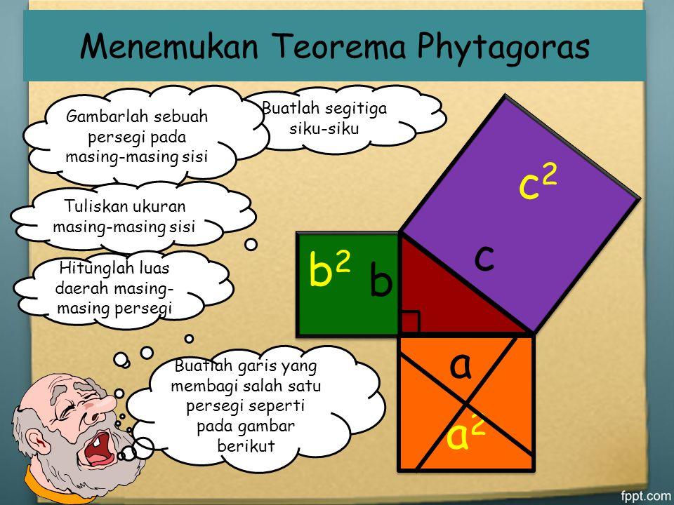 Siapakah Pythagoras itu? Pythagoras adalah seorang ahli matematika dan filsafat berkebangsaan Yunani yang hidup pada tahun 569–475 sebelum Masehi. Seb