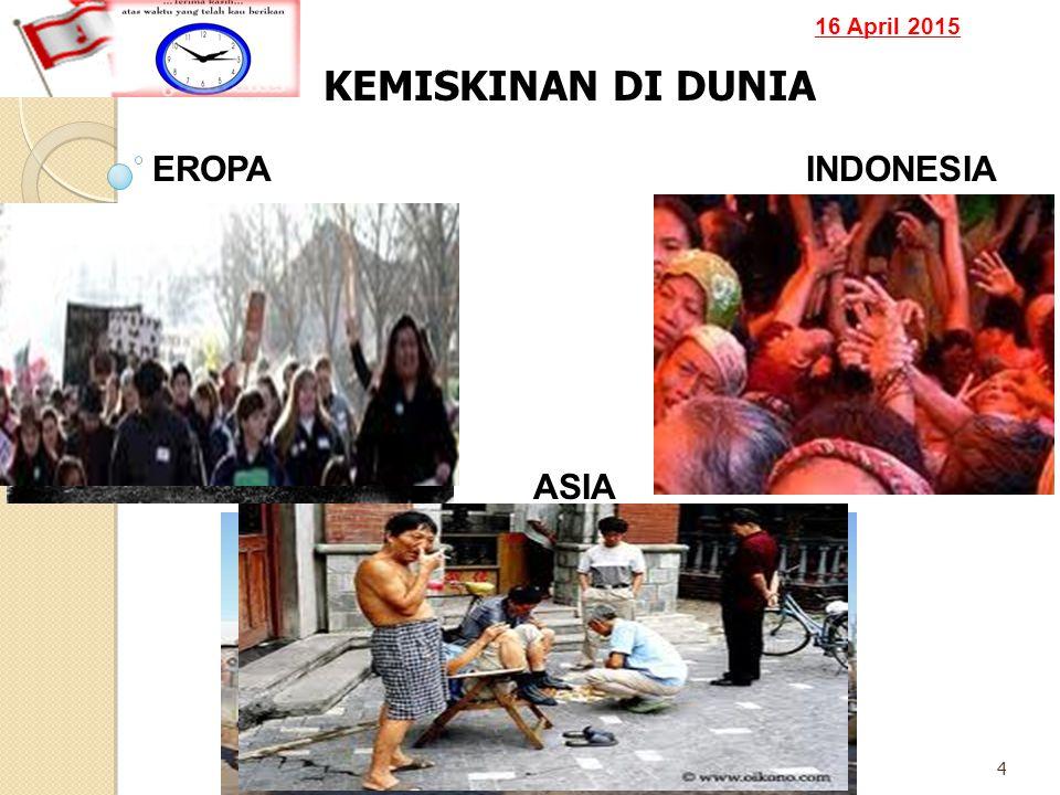 16 April 2015 Lingkaran Konsentris Politik Luar Negeri Indonesia 15