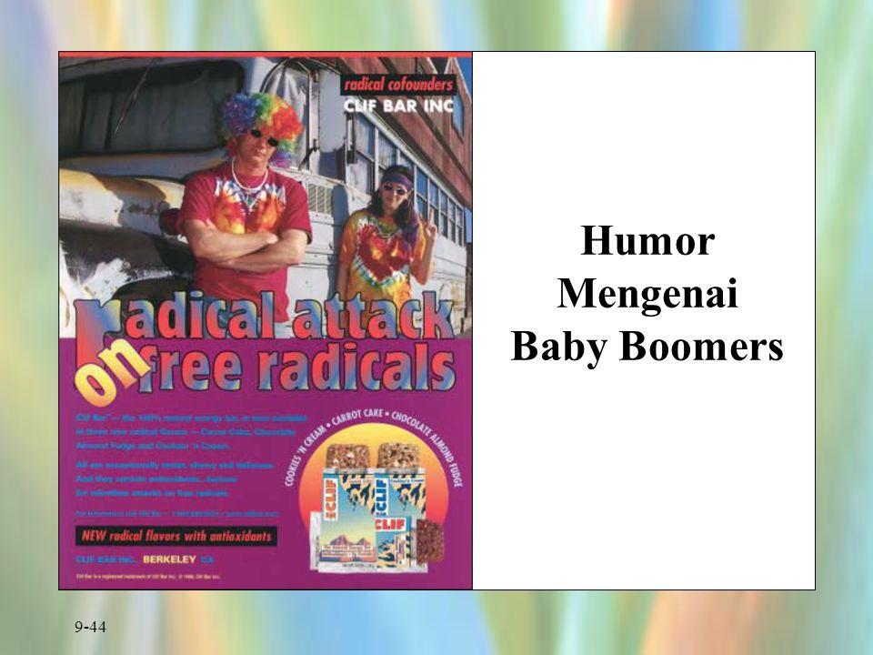 9-44 Humor Mengenai Baby Boomers